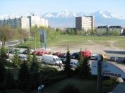 Augsto Tatru galvaspilsēta Poprada
