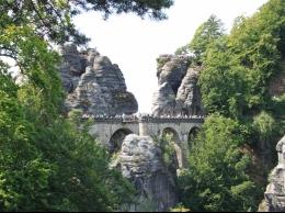 Saksijas Šveice, Drēzdene, Šprēvalde un Harca kalnu apkārtne 6d.?v=1505918573