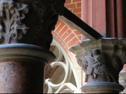 Teitoņu ordeņa pilis Austrumprūsijā. Toruņa un Gdaņska.?v=1566265169