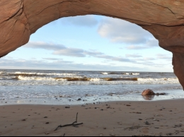 Vidzemes lībiešu akmeņainā piekraste – bākas, akmeņi, klintis un kontrabanda?v=1581974142